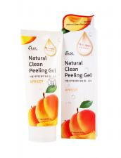 Пилинг - скатка с экстрактом абрикоса - Ekel Apricot Natural Clean Peeling Gel